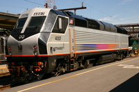 New Jersey Transit 4007
