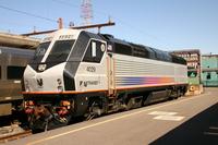New Jersey Transit 4029