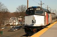 New Jersey Transit 4119