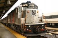 New Jersey Transit 4139