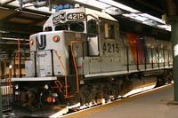 New Jersey Transit 4215