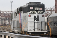 New Jersey Transit 4303