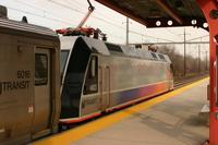 New Jersey Transit 4603