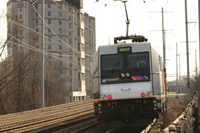New Jersey Transit 4607