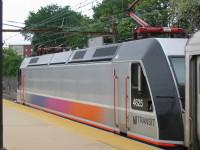 New Jersey Transit 4625